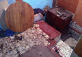 В дом многодетной семьи в Донецкой области бросили гранату
