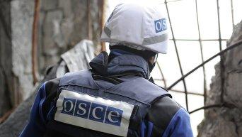 Миссия ОБСЕ в Украине