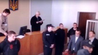 Оглашение решения суда мэру Вышгорода