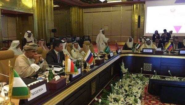 Встреча нефтедобывающих стран в Дохе