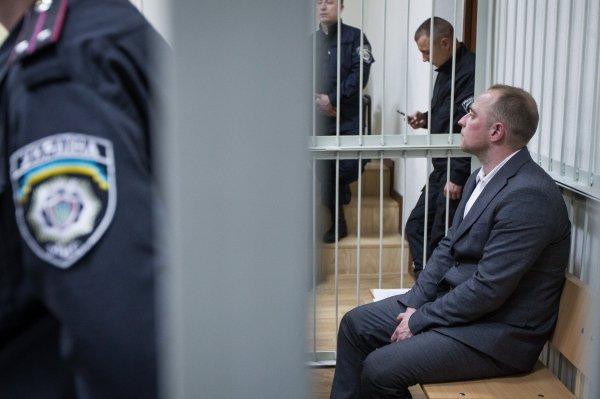 Суд над мэром Вышгорода в Киеве
