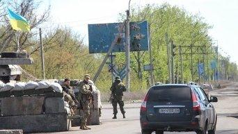 Ситуация в прифронтовой Авдеевке