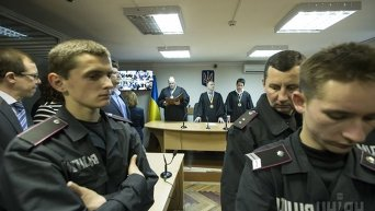 Оглашение приговора по делу россиян Ерофеева и Александрова