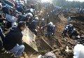 Последствия масштабного землетрясения в Японии