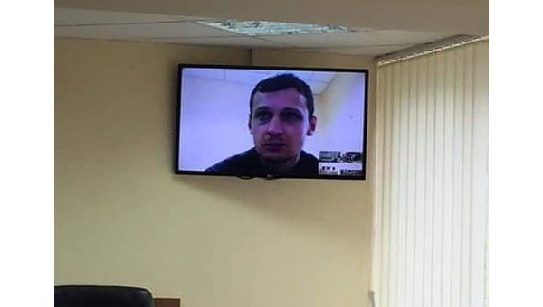 «Азовец» Станислав Краснов всуде потерял сознание
