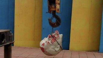 В Луганской области продолжается процесс декоммунизации
