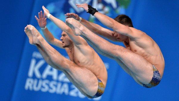 Чемпионат мира FINA 2015. Синхронные прыжки в воду. Мужчины. Вышка 10 м. Финал