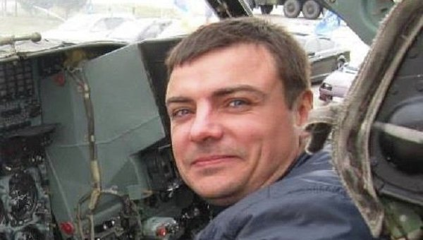 Скандальный полицейский Андрей Охота из Киева
