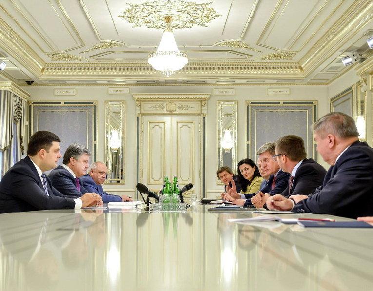 Поляк Лешек Бальцерович с сегодняшнего дня является представителем Президента в Кабинете Министров Украины