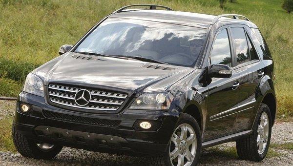 Водителя нерастаможенного автомобиля Mercedes оштрафовали на3383 млн. грн.