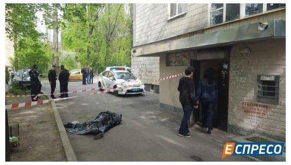 Политолог Андрей Дорошенко выпал с девятого этажа