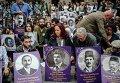 Акция памяти жертв геноцида армян