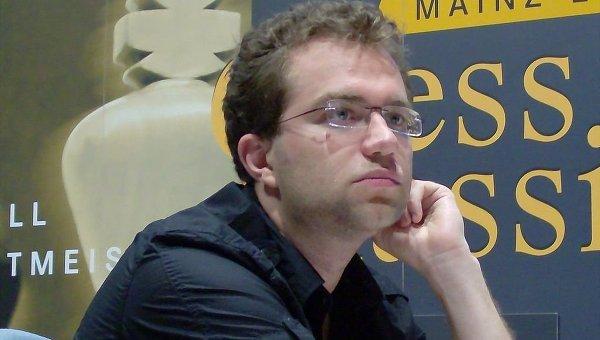 Шахматист Павел Эльянов