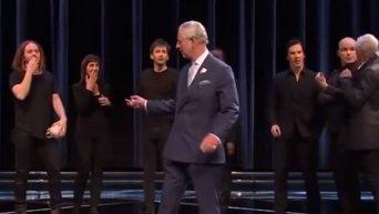 Чарльз, принц Уэльский, принял участие в шоу, посвященном 400-летней годовщине со дня смерти Уильяма Шекспира
