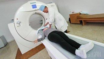 Диагностика в онкологическом диспансере
