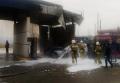 На месте взрыва на АЗС в Джанкое