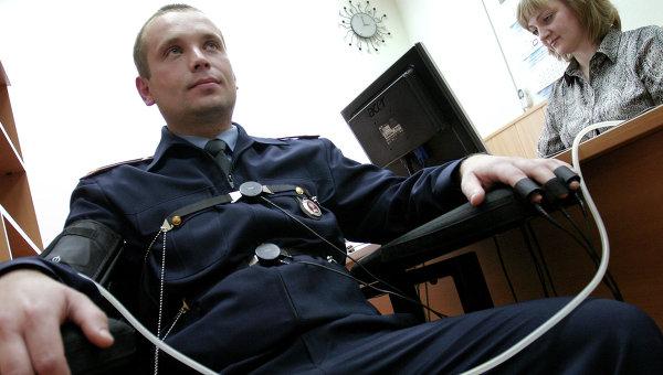 Вукраинском минобороны почти половина чиновников непрошла детектор лжи