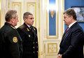 Игорь Воронченко и Петр Порошенко
