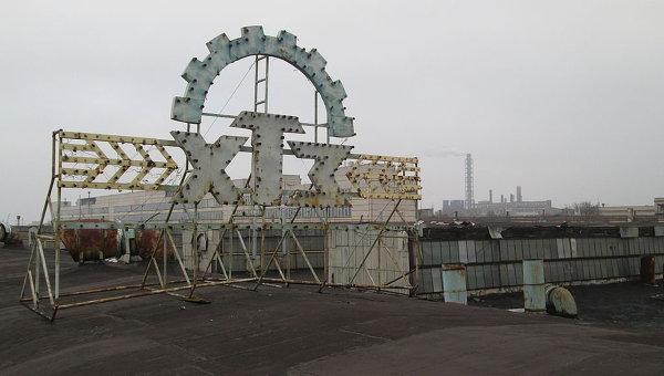 Харьковский тракторный завод. Архивное фото