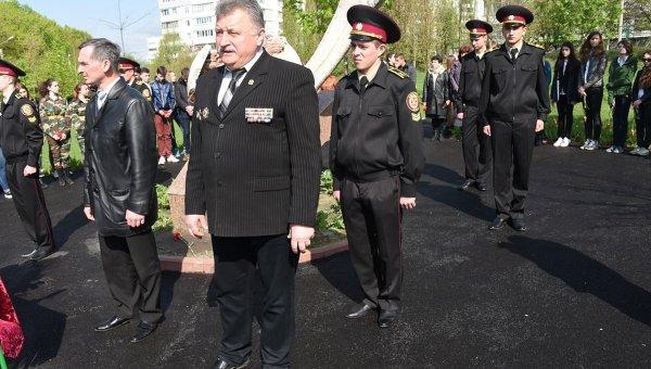 Торжественный митинг по случаю 30-й годовщины аварии на ЧАЭС в Харькове
