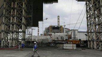 Чернобыль спустя 30 лет после аварии. Архивное фото
