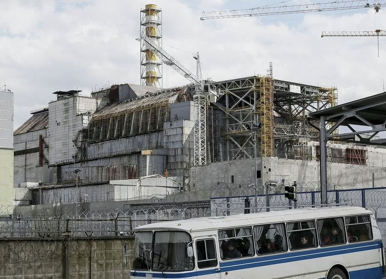 Чернобыль спустя 30 лет после аварии