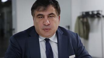 Саакашвили призвал Порошенко ввести в Одессу Нацгвардию. Видео