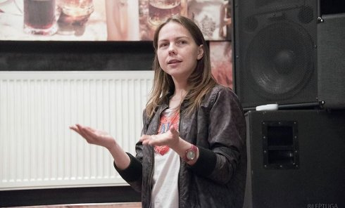 Вера Савченко. Архивное фото