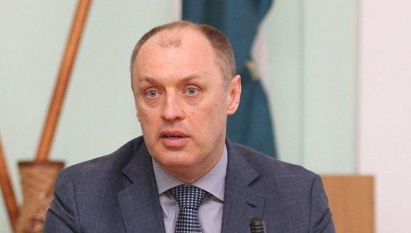 Мэр Полтавы Александр Мамай