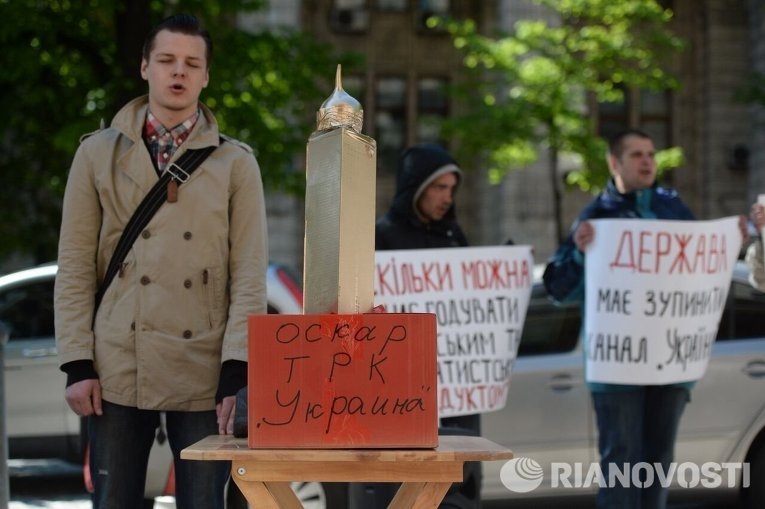 Нацсовет потелерадиовещанию вынес предупреждение каналу «Украина» затрансляцию сериала «Незарекайся»