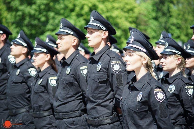 В Кировограде заработала патрульная полиция