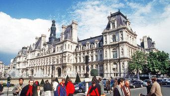 Здания парламента Франции
