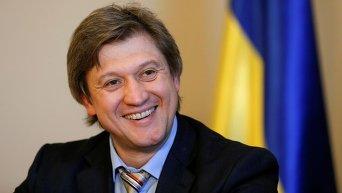 Министр финансов Александр Данилюк. Архивное фото