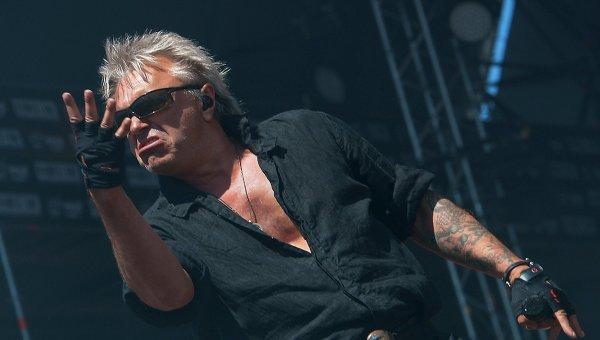 Лидер рок-группы Алиса Константин Кинчев. Архивное фото