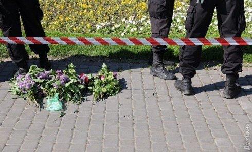 Ситуация у Куликова поля в Одессе