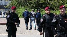 Задержанный в состоянии алкогольного опьянения в Одессе