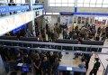 Ситуация в аэропорту Одессы