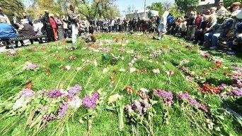 День памяти по погибшим в Одессе 2 мая 2014 года