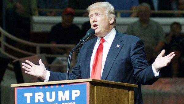 Миллиардер Дональд Трамп вдвое популярнее Хиллари Клинтон среди американских военнослужащих