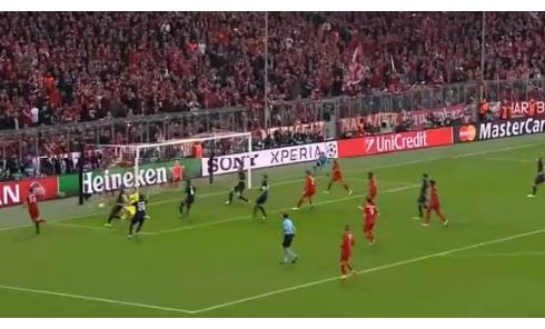 Атлетико проиграл Баварии, но вышел в финал Лиги чемпионов: видео голов