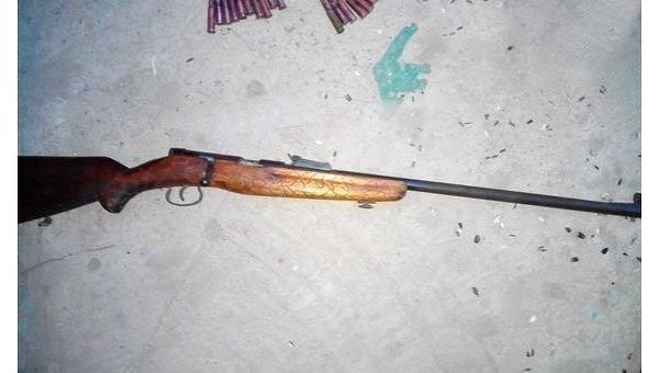 В Черниговской области пьяный мужчина обстрелял людей