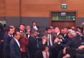 Массовая драка в парламенте Турции. Видео