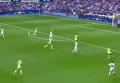 Победный гол Реала в матче с Манчестер Сити. Видео