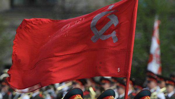 Генеральная репетиция парада Победы на Красной площади в Москве