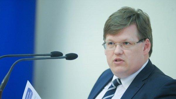 Павел Розенко. Архивное фото