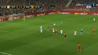Шахтер против Севильи за выход в финал Лиги Европы: видео голов