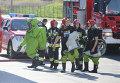 В результате утечки аммиака на птицефабрике в Ольштыне пострадали 28 человек