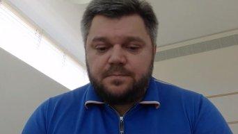 Ставицкий о своем фейковом аресте и о гражданстве Израиля. Видео