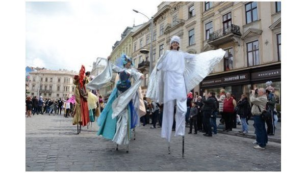 День города во Львове