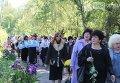 Шествие ко Дню Победы над нацизмом во Второй мировой войне в Славянске